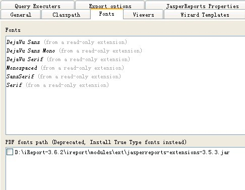 ireport pdf: